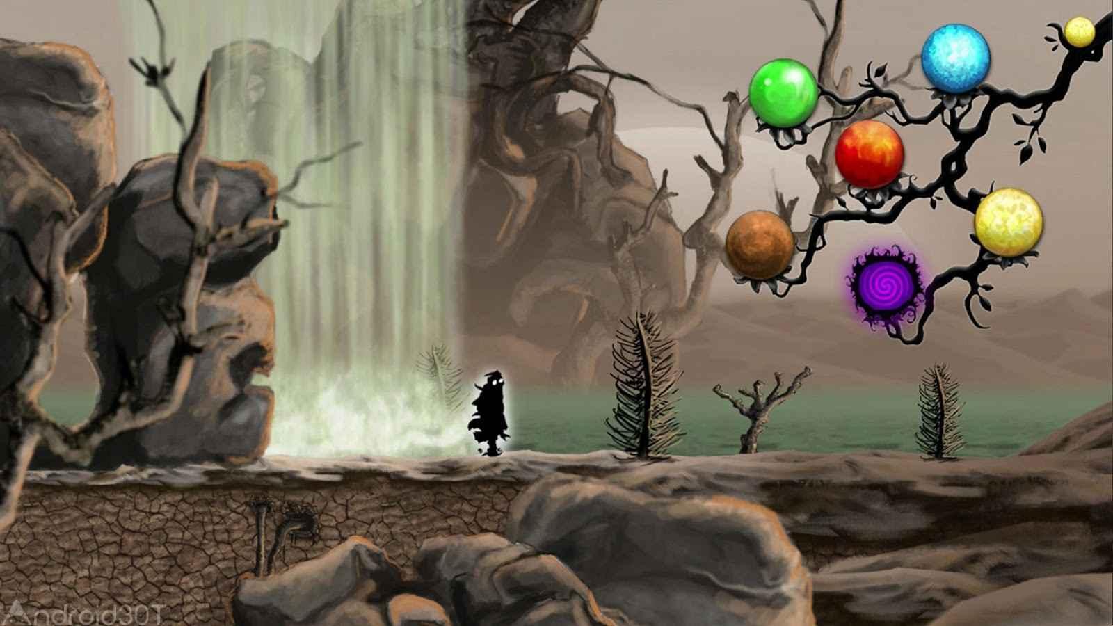 دانلود Nihilumbra 3.0 – بازی ماجراجویانه دنیای تاریکی اندروید