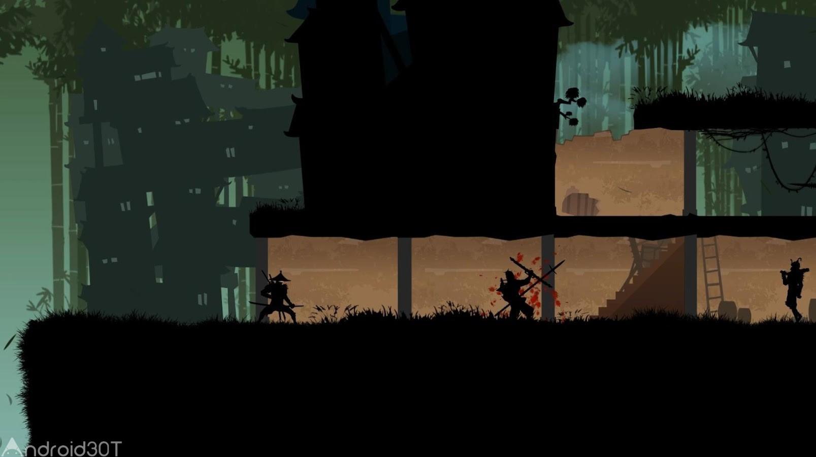 دانلود Ninja Arashi 1.4 – بازی عالی نینجای طوفانی اندروید