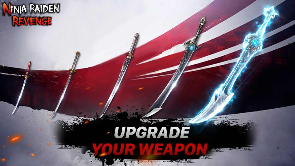 دانلود Ninja Raiden Revenge 1.6.5 – بازی ماجراجویی انتقام نینجا اندروید