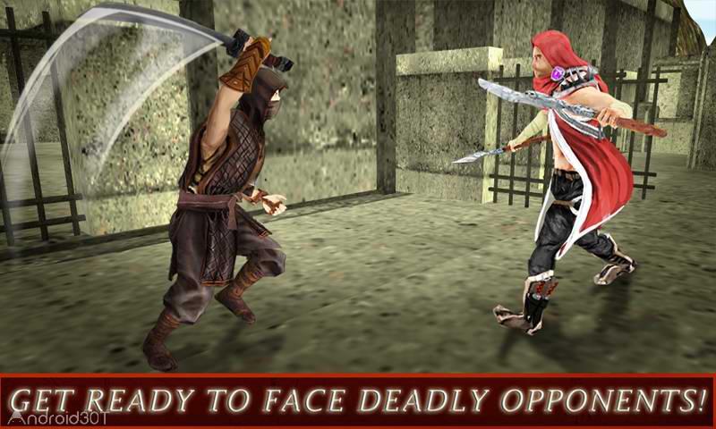 دانلود Ninja Warrior Assassin 3D 3.0.4 – بازی اکشن نینجای قاتل برای اندروید