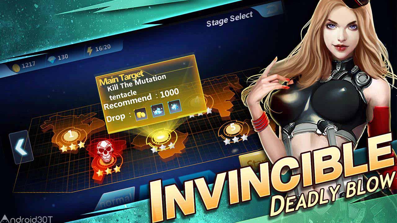 دانلود Ninja Warrior-Battle Hero Kingdom 1.6 – بازی اکشن پادشاه قهرمانان اندروید