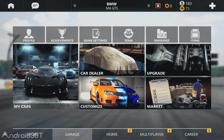 دانلود Nitro Nation Online Racing 6.14.1 – بازی ماشین سواری درگ اندروید