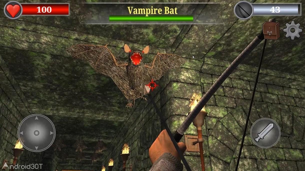 دانلود Old Gold 3D: Dungeon Quest RPG 2.9.5 – بازی اکشن سه بعدی اندروید