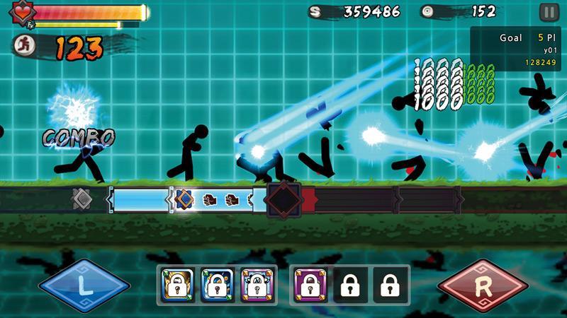 دانلود 5.22 One Finger Death Punch – بازی اکشن مشت مرگبار اندروید
