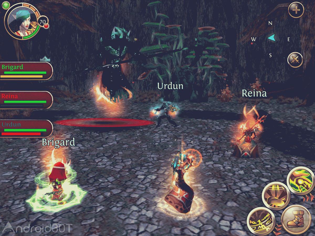 دانلود Order & Chaos Online 4.2.3 – بازی آنلاین نظم و آشوب اندروید