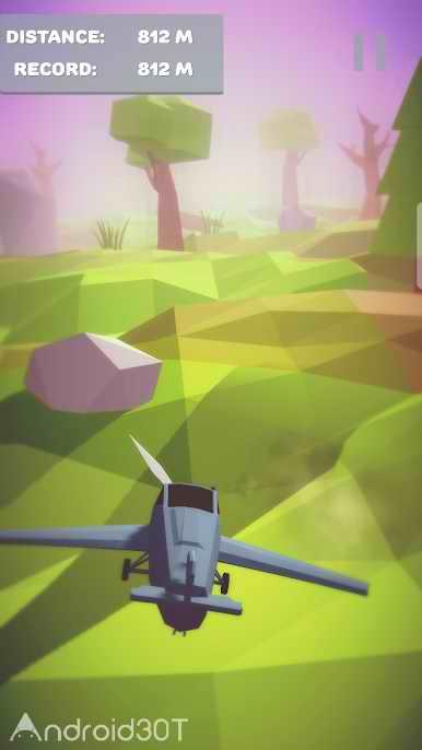 دانلود Overground 1.05.05 – بازی هواپیما کنترلی اندروید