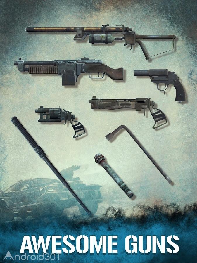 دانلود Overkill 3D v1.16 – بازی تفنگی اورکیل 3 برای اندروید