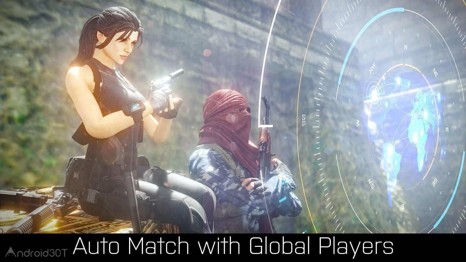 دانلود Overkill Strike: Best Shooting Games 3.3.0 – بازی اکشن و تیراندازی اندروید