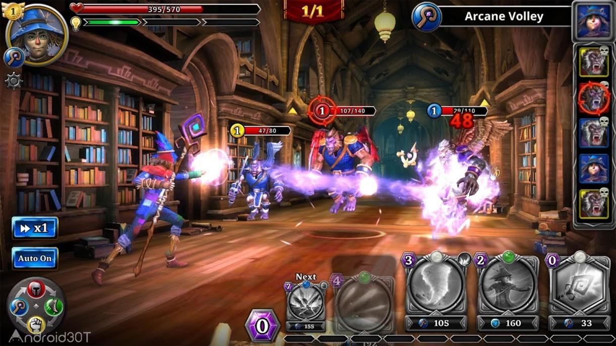 دانلود Broken Kingdom 3.1.5 – بازی اکشن شکست پادشاه اندروید