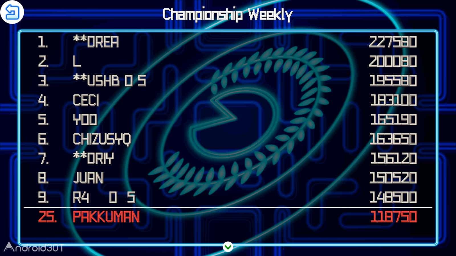 دانلود PAC-MAN Championship Edition 1.4.0 – بازی سرگرم کننده نقطه خور اندروید