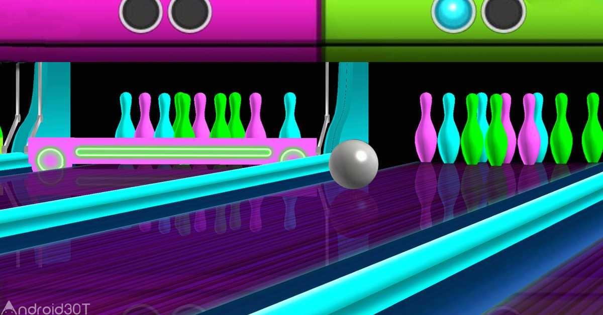 دانلود PBA® Bowling Challenge 3.8.30 – بازی عالی ورزش بولینگ اندروید