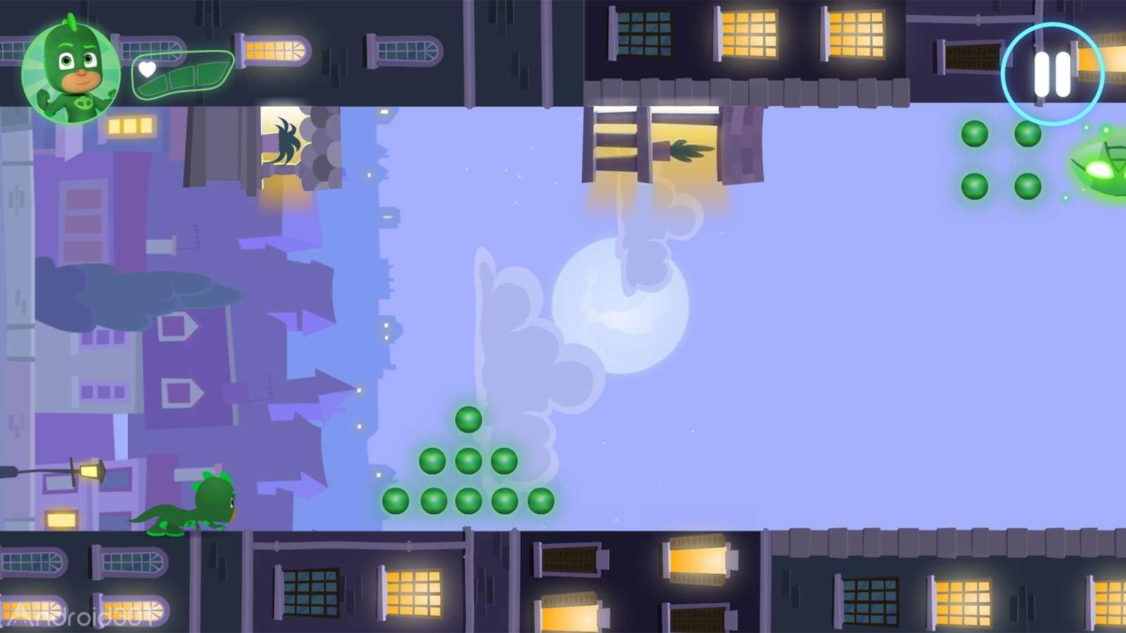 دانلود PJ Masks: Moonlight Heroes 2.3.0 – بازی اکشن کم حجم برای اندروید