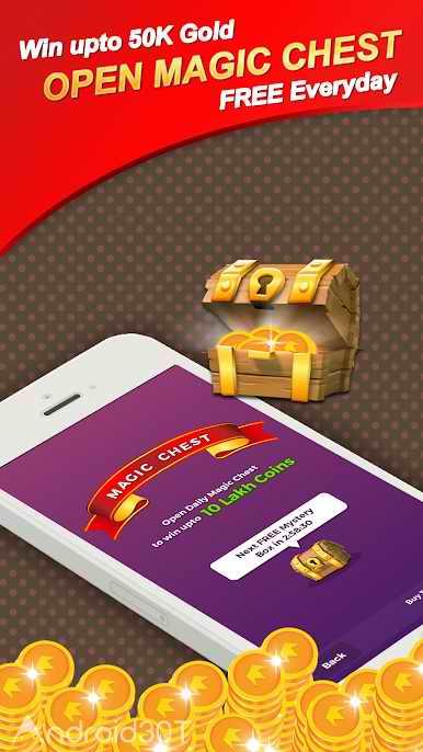 دانلود Parchisi STAR 1.0.23 – بازی منچ گروهی آنلاین برای اندروید