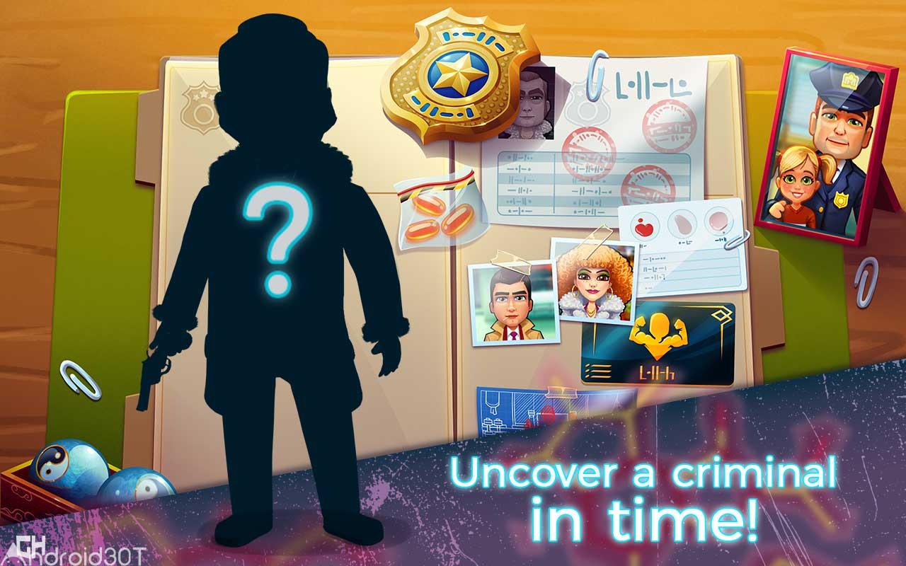 دانلود Parker & Lane: Criminal Justice 2.1 – بازی جدید عدالت کیفری اندروید
