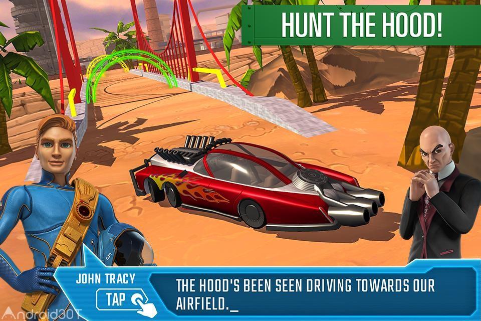 دانلود Parker's Driving Challenge 1.1 – بازی اتومبیلرانی بدون دیتا اندروید