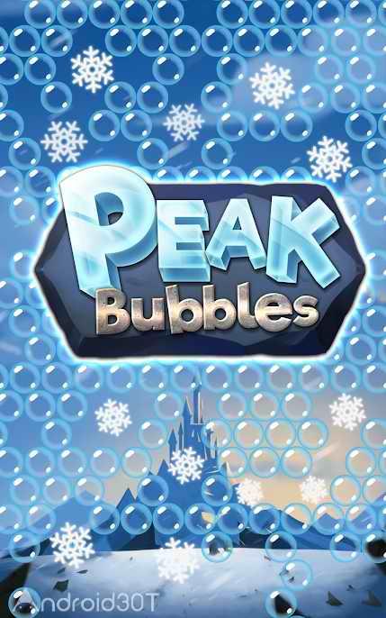 دانلود Peak Bubbles 1.0 – بازی جذاب ترکاندن حباب ها اندروید