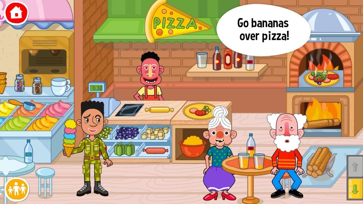 دانلود Pepi Super Stores 1.0.66 – بازی دخترانه مدیریت فروشگاه اندروید