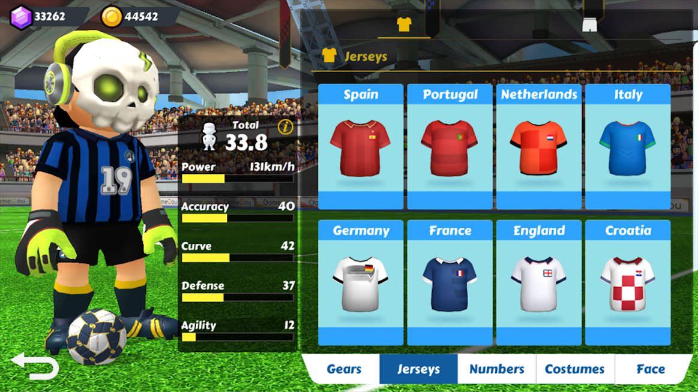 دانلود Perfect Kick 2 v0.5.37 – بازی ضربات پنالتی آنلاین اندروید