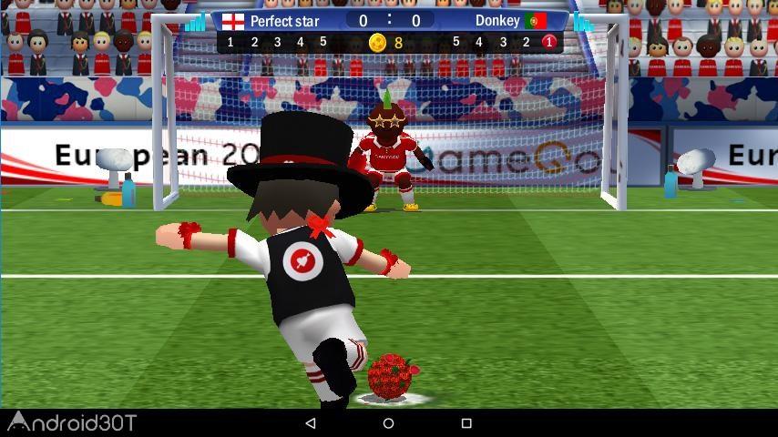 دانلود Perfect Kick 2.4.3 – بازی پرطرفدار ضربات پنالتی اندروید