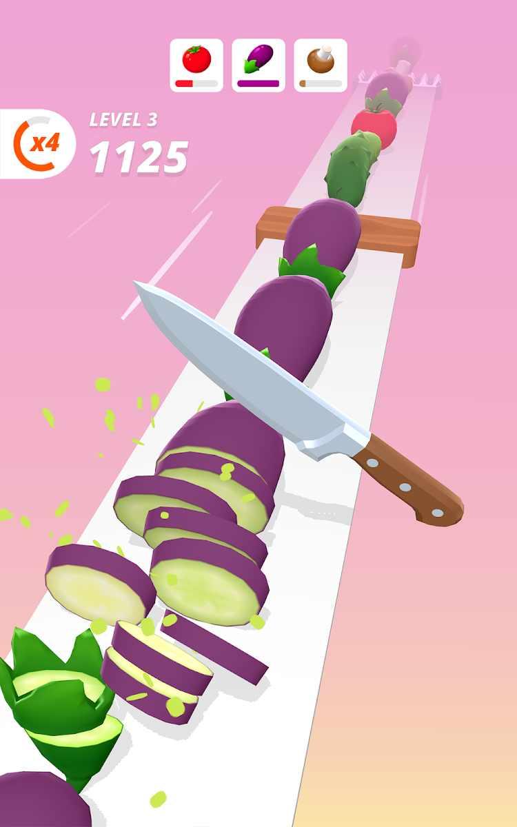 دانلود Perfect Slices 1.4.3 – بازی جذاب برش میوه ها اندروید