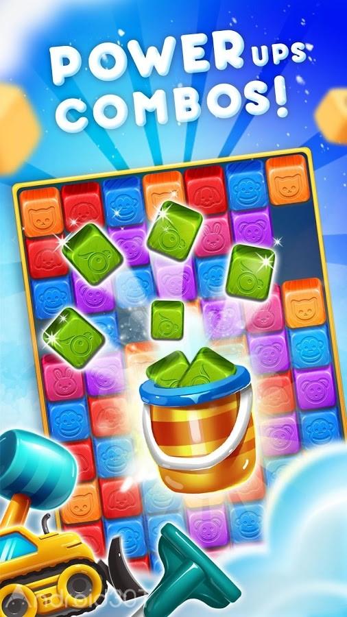 دانلود Pet Blast Crush : Matching Puzzle Game 1.2 – بازی پازلی انفجار حیوانات اندروید