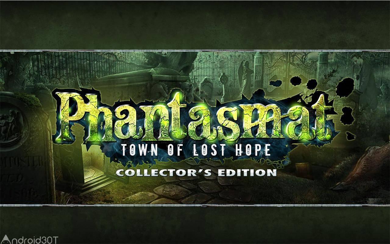 دانلود Phantasmat: Town of Lost Hope 1.0 – بازی ماجراجویی شهر گمشده اندروید