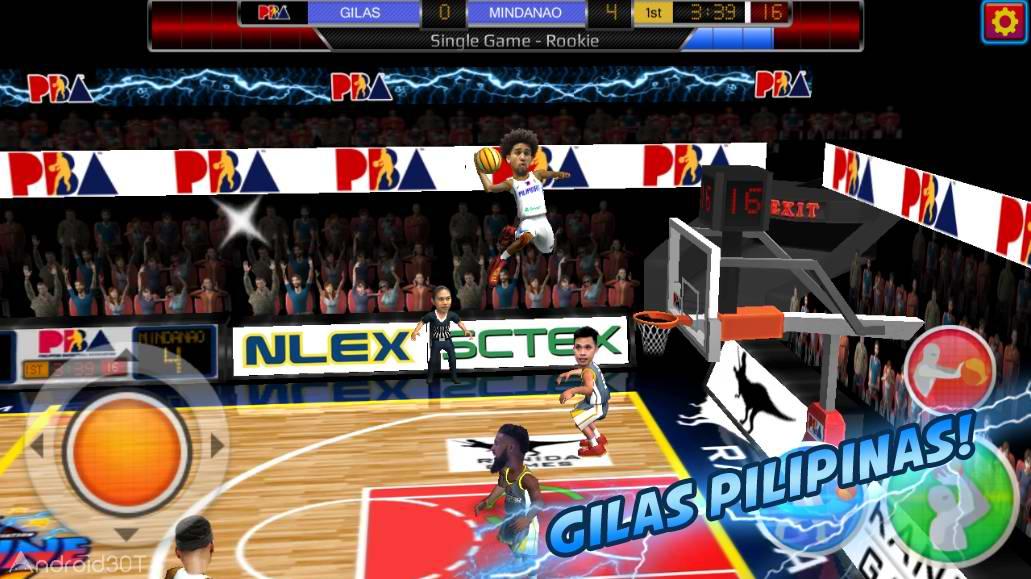 دانلود Philippine Slam! 2018 – Basketball Slam 2.41 – بازی بسکتبال فیلیپینی اندروید