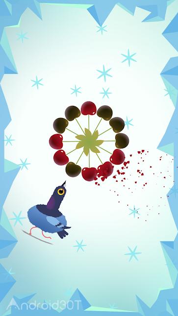دانلود Pigeon Pop 1.2.5 – بازی کبوتر برای اندروید