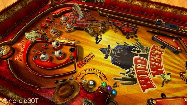 دانلود Pinball Deluxe: Reloaded 2.2.1 – بازی پینبال لوکس اندروید