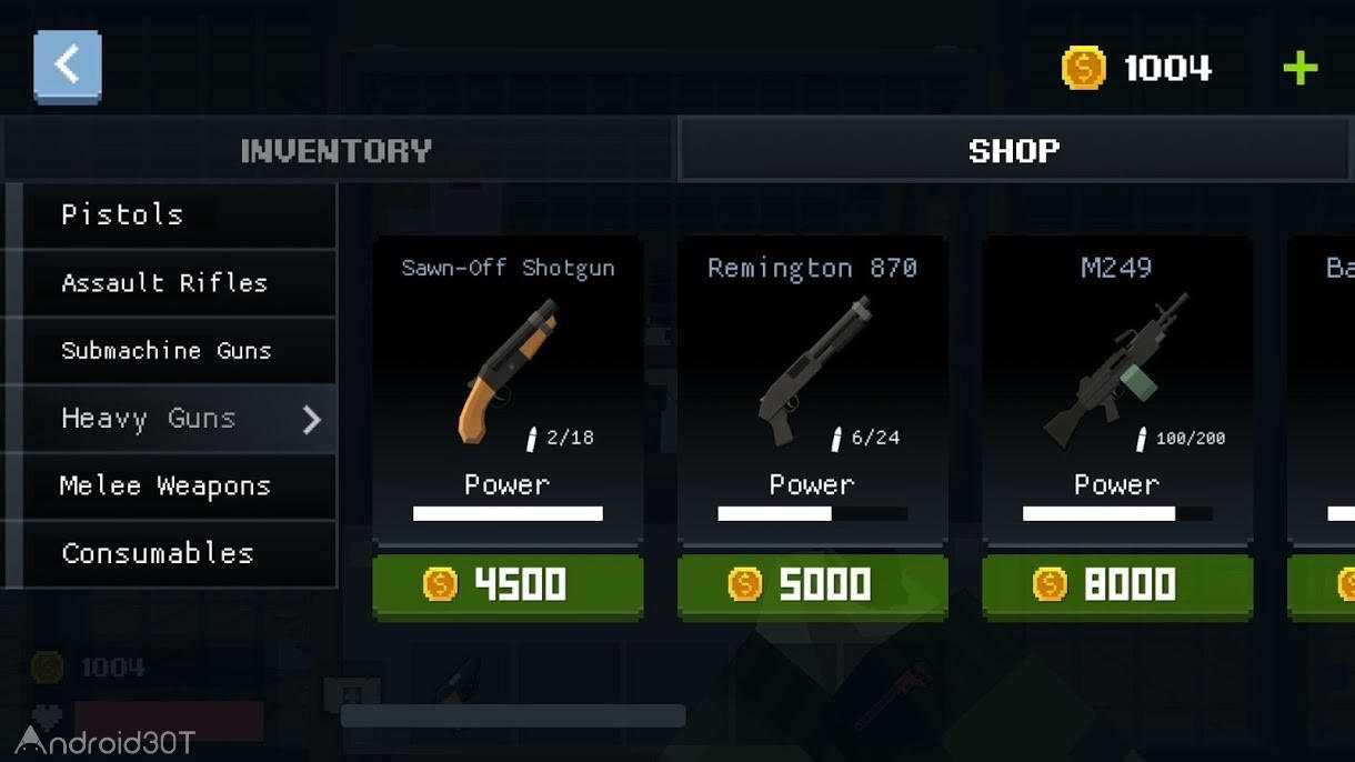 دانلود Pixel Combat: World of Guns 1.6 – بازی مبارزه ای پیکسلی اندروید
