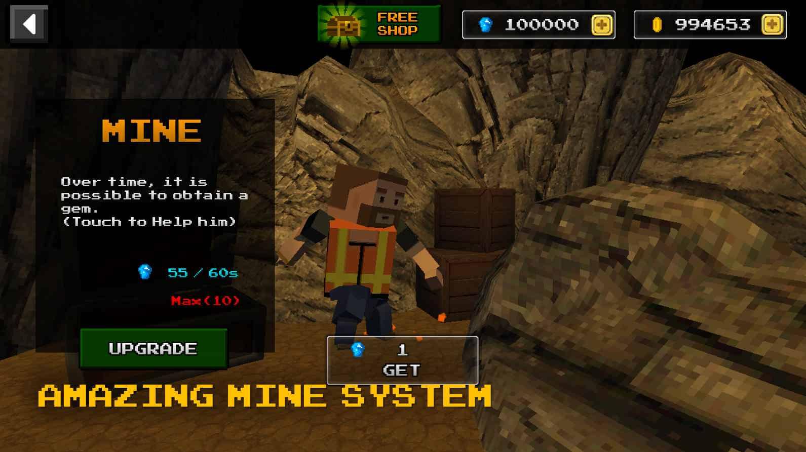 دانلود Pixel Z Gunner 3D – Battle Survival Fps 5.2.1 – بازی تیراندازی پیکسلی اندروید