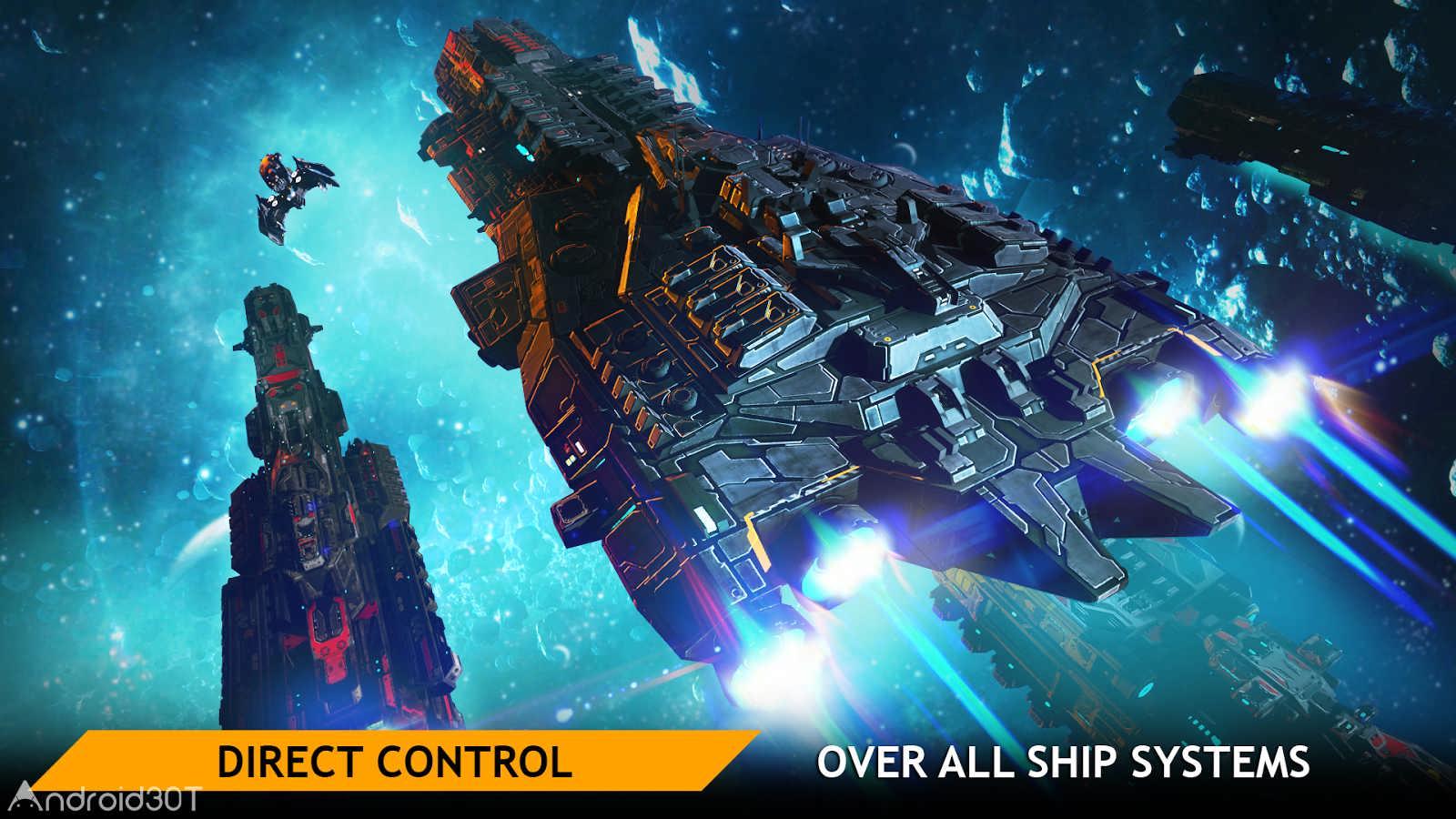 دانلود Planet Commander 1.19.262 – بازی اکشن فرماندهی سیاره اندروید