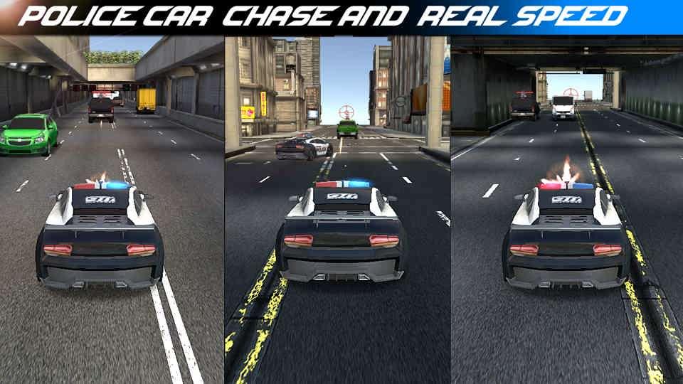 دانلود Police Car Chase 1.1.01 – بازی تعقیب و گریز پلیسی برای اندروید