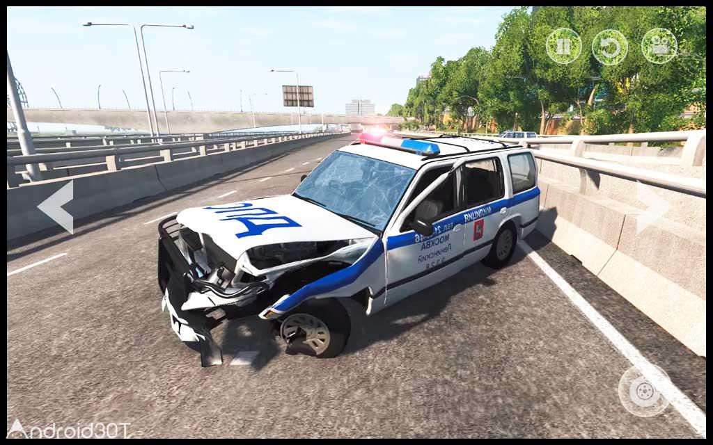 دانلود Police Car: Real Offroad Driving Game Simulator 3D 1.1 – بازی جدید ماشین پلیس اندروید