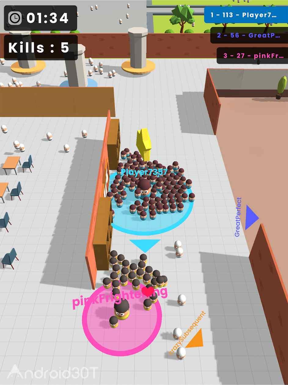 دانلود Popular Wars 1.0.27 – بازی اکشن جنگ های پرطرفدار اندروید