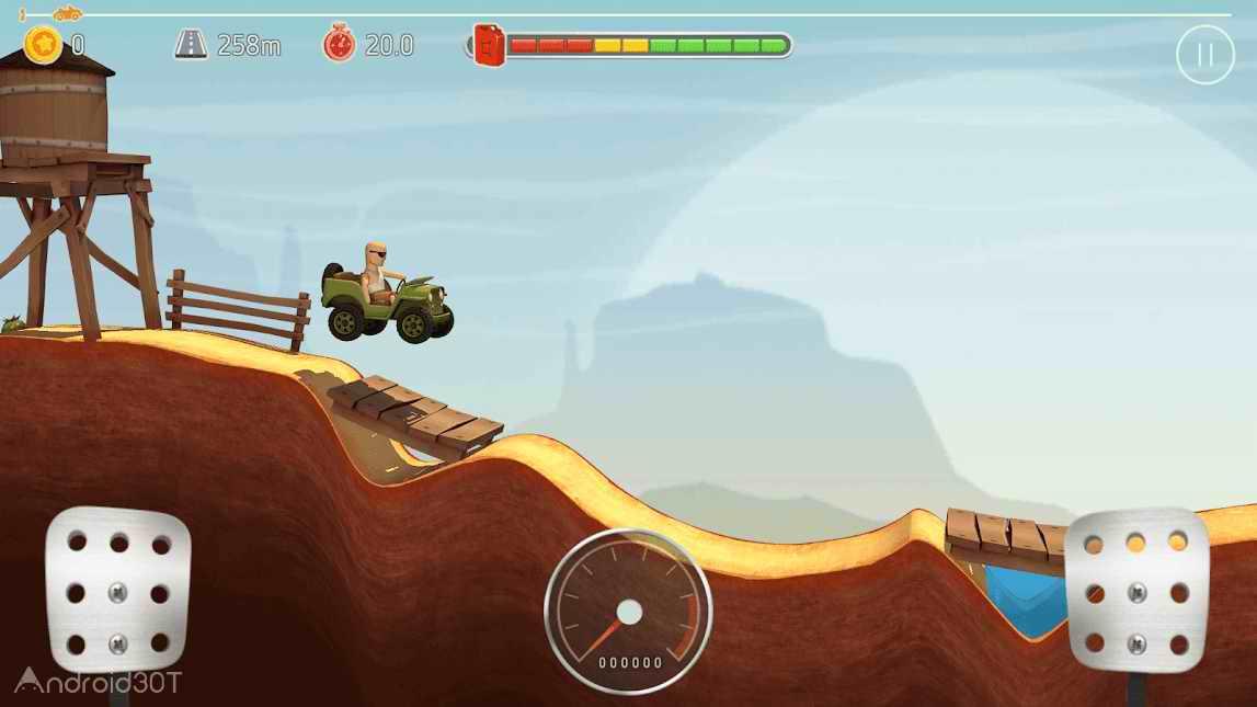دانلود Prime Peaks 25.2 – بازی تپه نوردی با ماشین اندروید