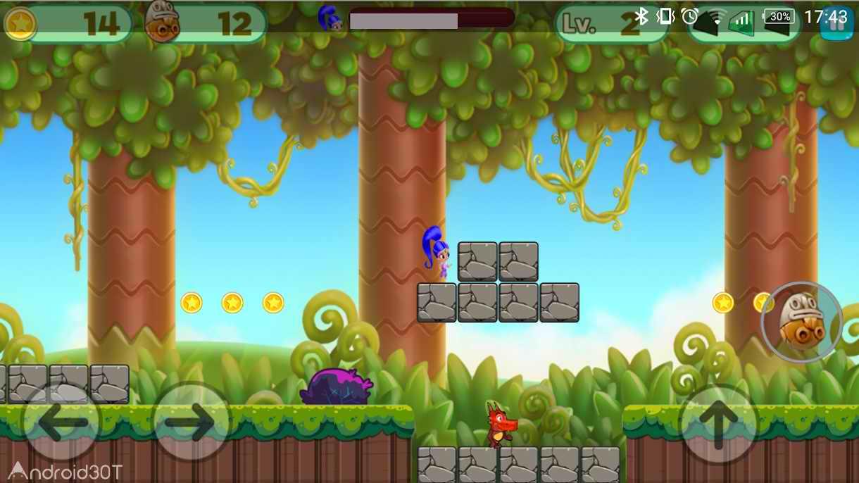 دانلود Princess Shine Shimmer Adventures 2.0 – بازی ماجراهای شاهزاده خانم اندروید