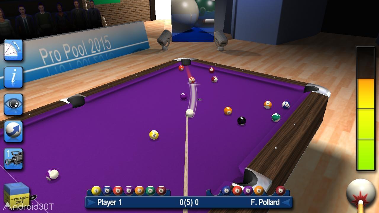 دانلود Pro Pool 2021 v1.45 – بازی بیلیارد حرفه ای 2021 اندروید