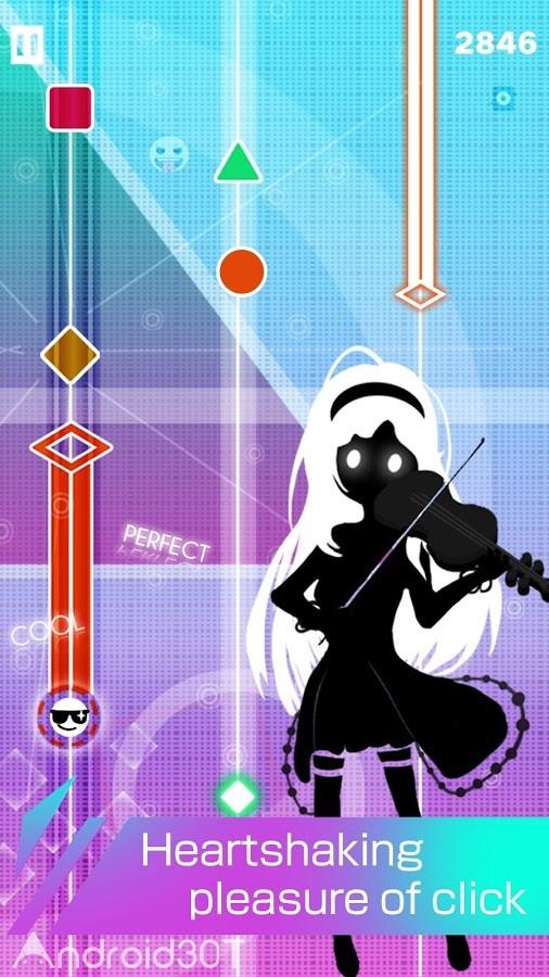 دانلود Project: Muse 4.2.0 – بازی سرگرم کننده و موزیکال اندروید