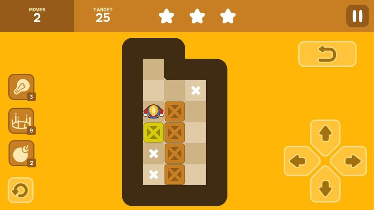 دانلود 1.0.11 Push Maze Puzzle – بازی پازلی هل دادن اندروید