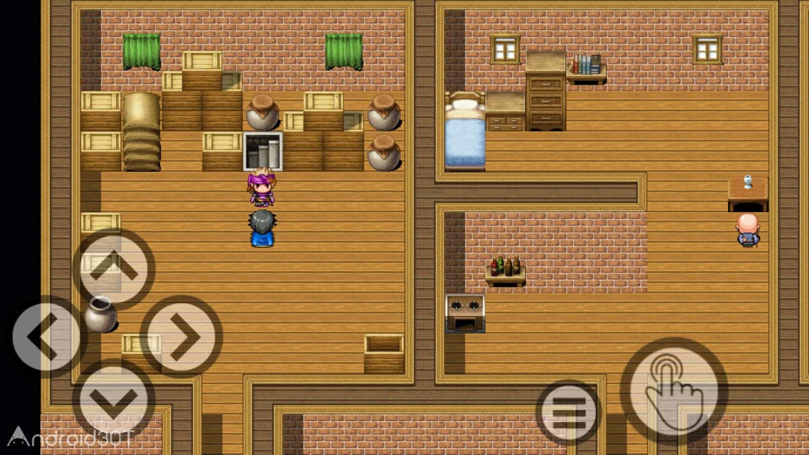 دانلود RPG The Guardian of Jesi 1.1 – بازی بدون دیتا نگهبان جسی اندروید