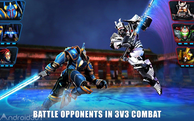دانلود Ultimate Robot Fighting 1.4.136 – بازی مبارزه نهایی ربات ها اندروید