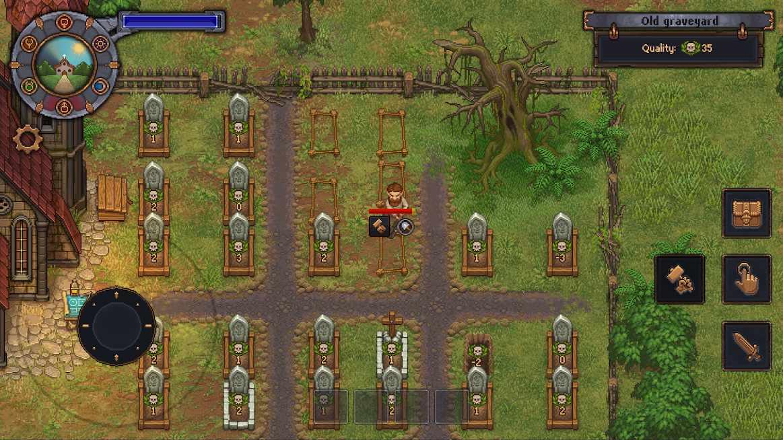 دانلود Graveyard Keeper 1.129 – بازی شبیه ساز تولیدی گوشت اندروید