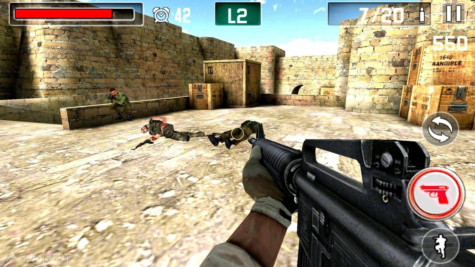 دانلود Gun Shoot War 5.6 – بازی هیجان انگیز و تفنگی آنلاین اندروید
