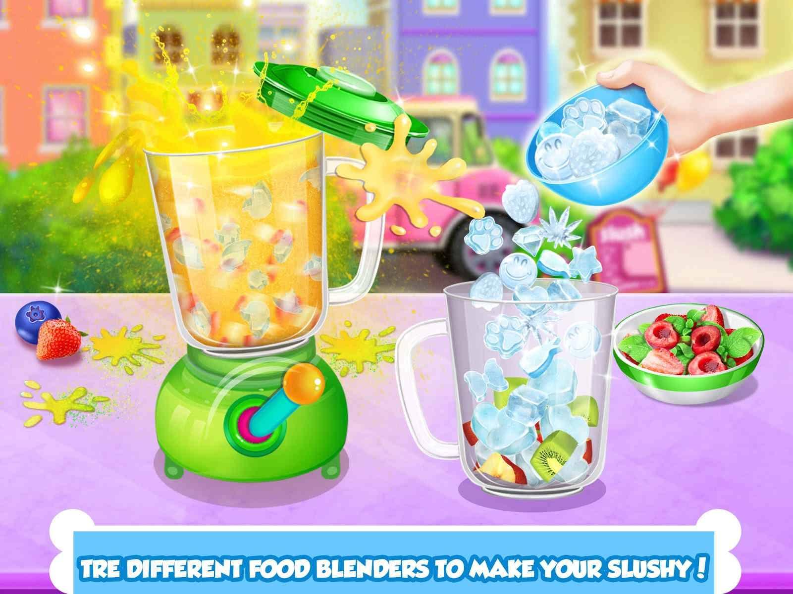 دانلود Icy Food Maker – Frozen Slushy 1.9 – بازی ساخت بستنی اندروید