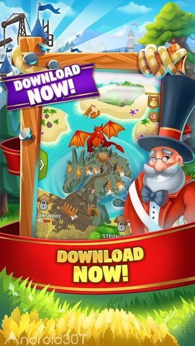 دانلود Idle Kingdom Builder 1.9.1 – بازی جذاب ساخت پادشاهی اندروید