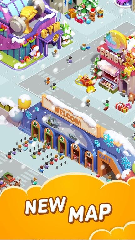 دانلود Idle Shopping Mall 4.0.7 – بازی تفننی مدیریت فروشگاه اندروید