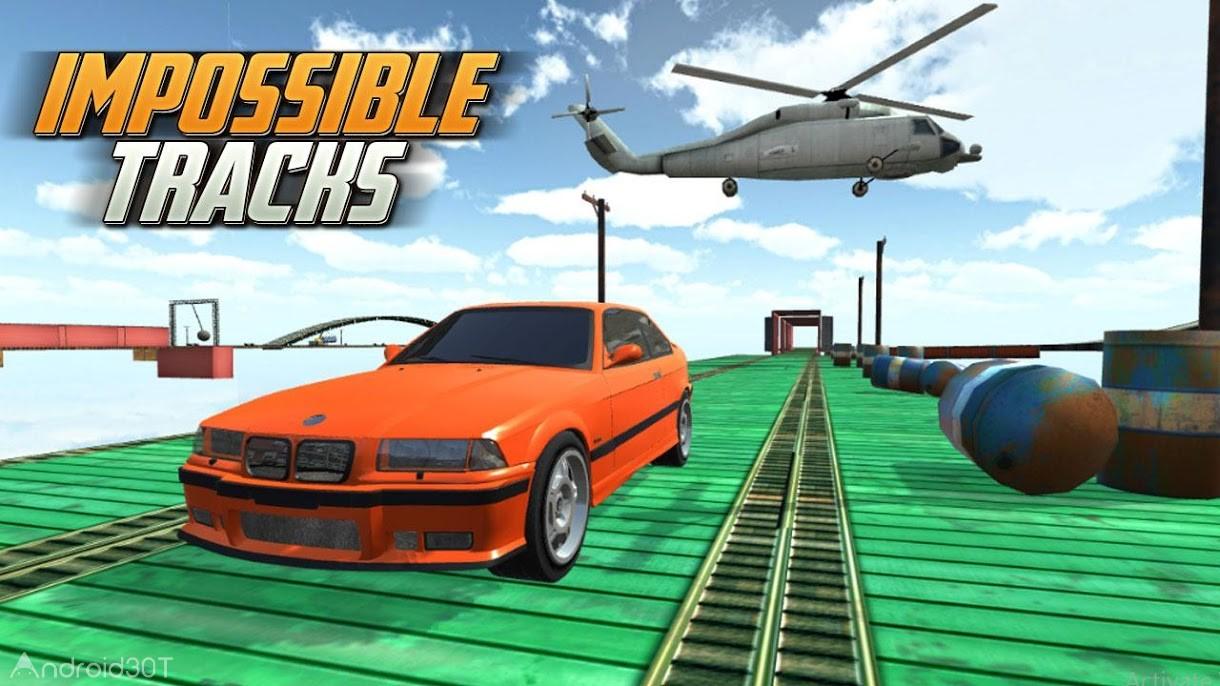دانلود Impossible Tracks – Ultimate Car Driving Simulator 1.1 – بازی مسابقه ای جذاب برای اندروید