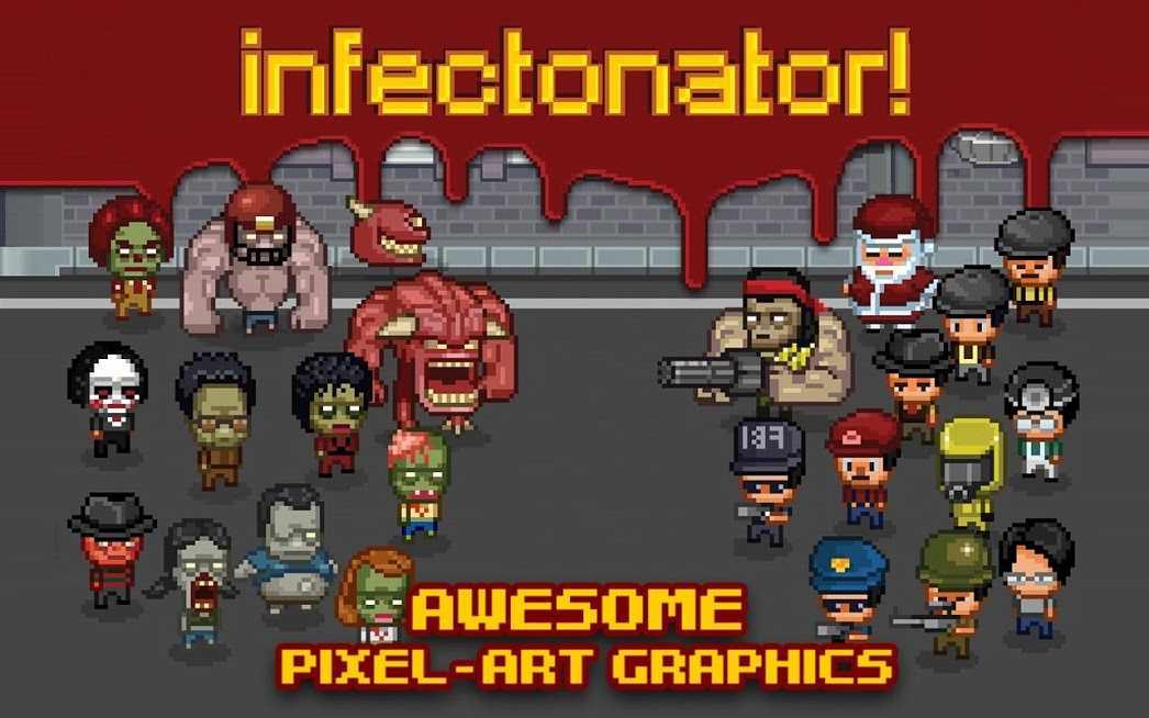دانلود Infectonator 1.6.5 – بازی تفننی آلوده کننده اندروید