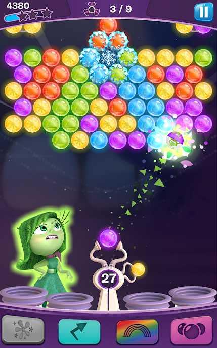 دانلود 1.24.2 Inside Out Thought Bubbles – بازی پازلی فکری برای اندروید